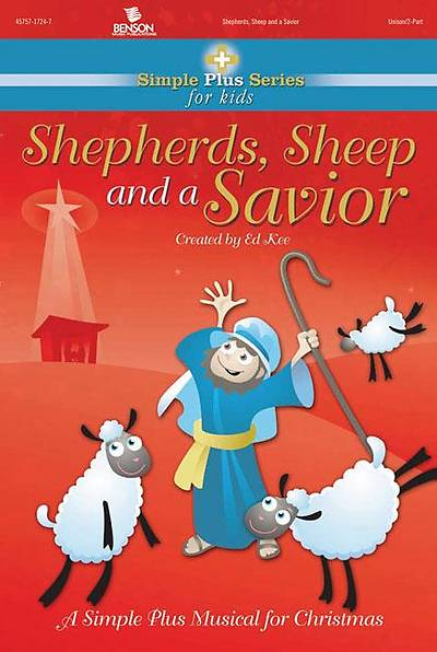 Shepherds, Sheep and a Savior With CD (Audio)