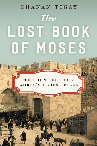 Picture of The Lost Book of Moses