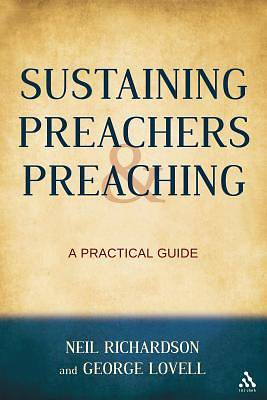 Picture of Sustaining Preachers and Preaching