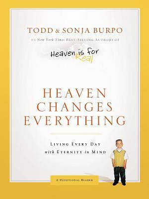 Heaven Changes Everything Audiobook