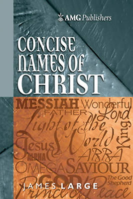 Among Concise Names of Christ
