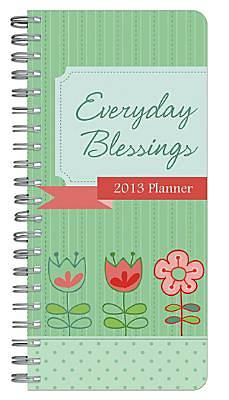 Everyday Blessings 2013 Planner