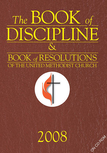The Book of Discipline of The United Methodist Church 2008, Download Edition