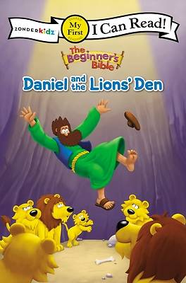 Picture of The Beginner's Bible Daniel and the Lions' Den