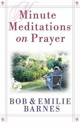 Minute Meditations on Prayer