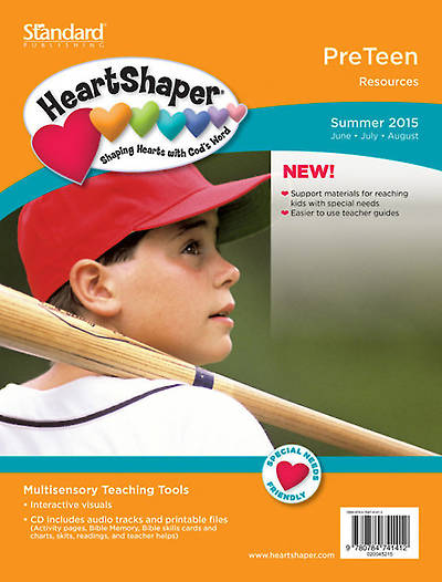Picture of HeartShaper PreTeen Resources Summer 2015
