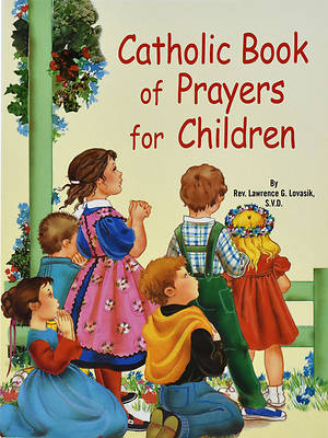Picture of Catholic Book of Prayers for Children