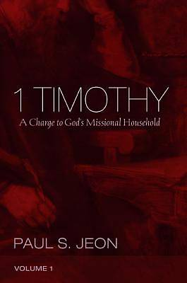 Picture of 1 Timothy, Volume 1