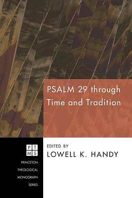 Psalm 29 through Time and Tradition [ePub Ebook]
