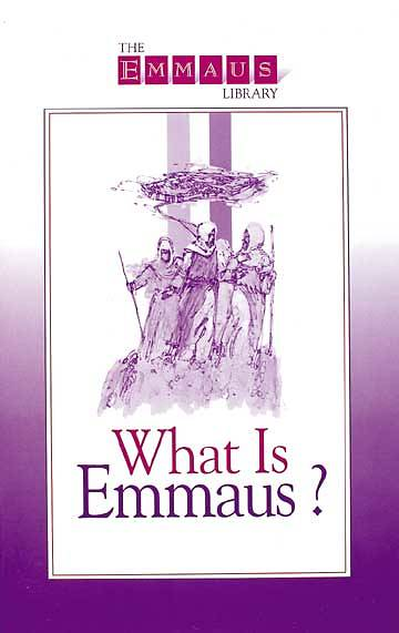 What Is Emmaus Booklet