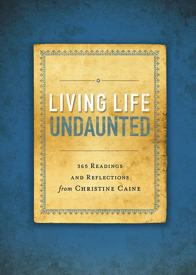 Picture of Living Life Undaunted