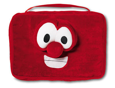 Veggie Bob Plush Medium Bible Cover