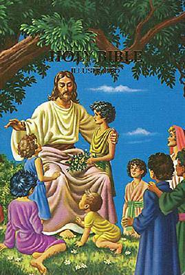 Picture of Child King James Version Bible