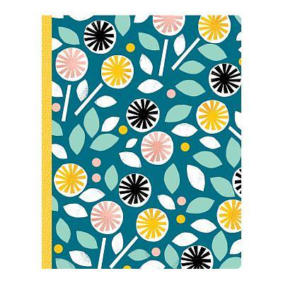 Lorena Siminovich Deluxe Spiral Notebook