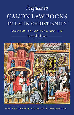 Picture of Prefaces to Canon Law Books in Latin Christianity