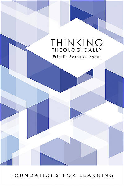 Picture of Thinking Theologically