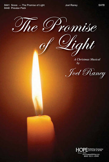 The Promise of Light Choral Book