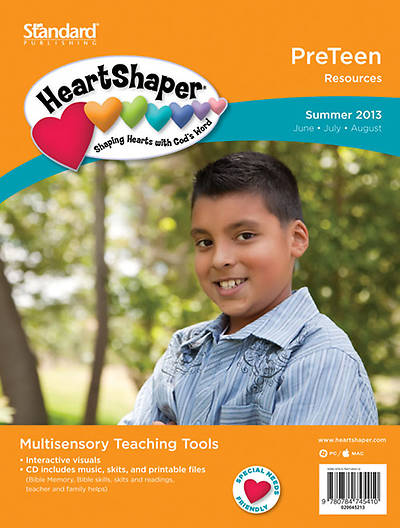 HeartShaper Preteen Resources: Summer 2012