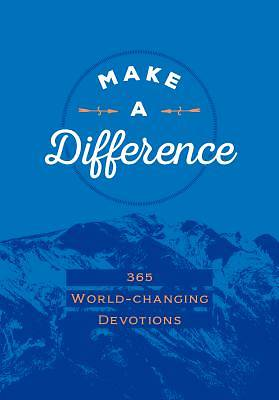 Picture of Make a Difference (Faux)