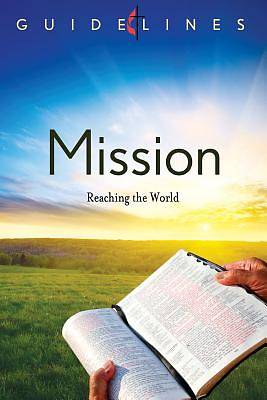 Guidelines for Leading Your Congregation 2013-2016 - Mission
