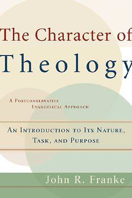 Picture of The Character of Theology