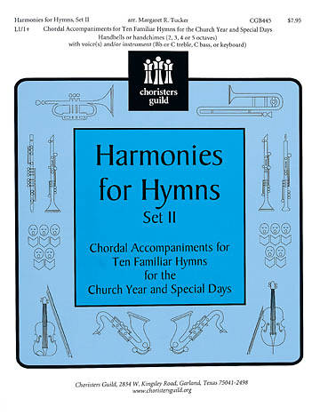 Harmonies for Hymns Set II