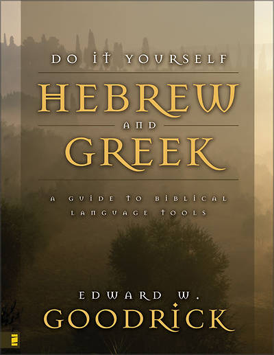 Picture of Do It Yourself Hebrew and Greek