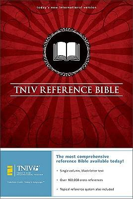 Picture of Today's New International Version Reference Bible