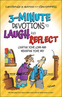 Picture of 3-Minute Devotions to Laugh and Reflect