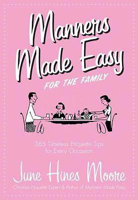 Picture of Manners Made Easy for the Family