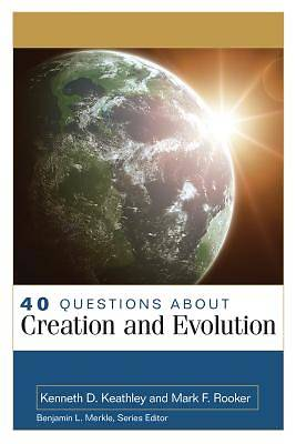 Picture of 40 Questions about Creation and Evolutions