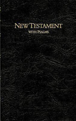 Keystone Large Print New Testament with Psalms-KJV