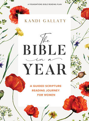 Picture of The Bible in a Year - Bible Study Book