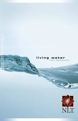 New Testament NLT Living Water