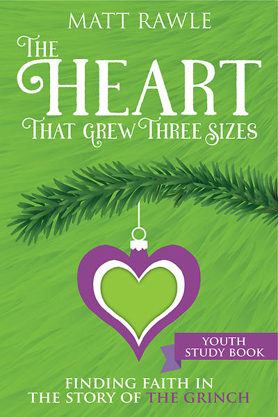 Picture of The Heart That Grew Three Sizes Youth Study Book