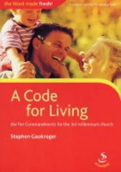 Picture of A Code for Living