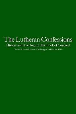 Picture of The Lutheran Confessions