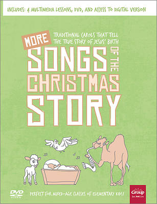 Picture of More Songs of the Christmas Story