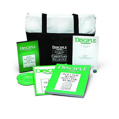 Picture of Disciple II Into the Word Into the World: Planning Kit