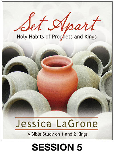 Picture of Set Apart - Women's Bible Study Streaming Video Session 5
