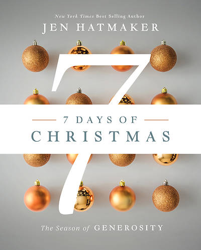 Picture of 7 Days of Christmas signed copies