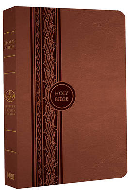 Picture of Thinline Reference Bible (Brown)