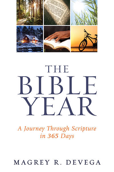 Picture of The Bible Year Devotional