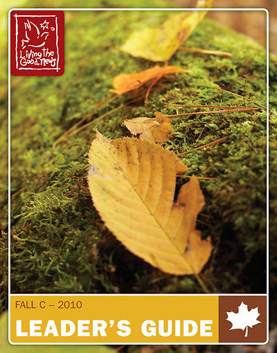 Picture of Living the Good News Fall Leader's Guide - 2010 Intermediate [Grades 4-6]