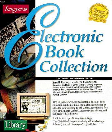 Picture of Logos Small Group Leaders Collection CD-ROM Software