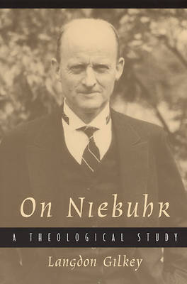 Picture of On Niebuhr
