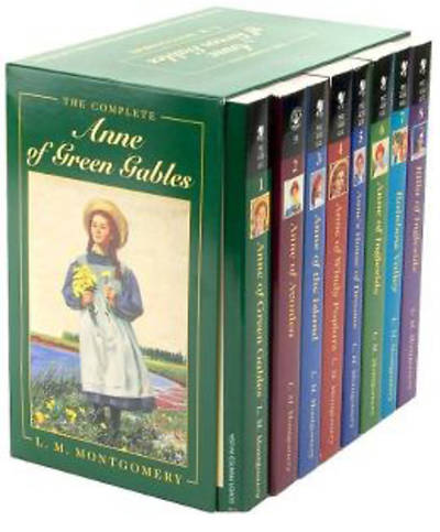 Picture of The Complete Anne of Green Gables Box Set