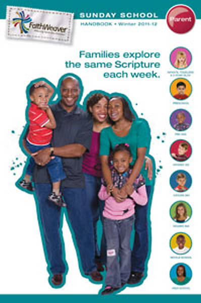 Picture of FaithWeaver Parent Handbook