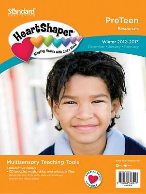 Standards HeartShaper PreTeen Resources Winter 2012-13