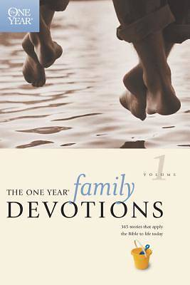 Picture of The One Year Book of Family Devotions